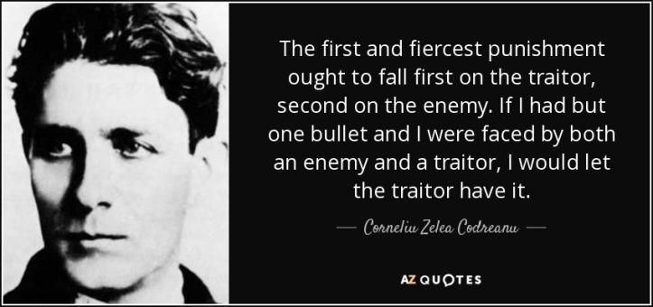 Codreanu-traitors