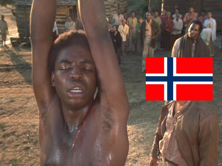 Kristian Arntzen syn på nordmenn og rase