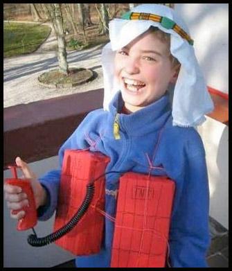 muslimterrorist costume