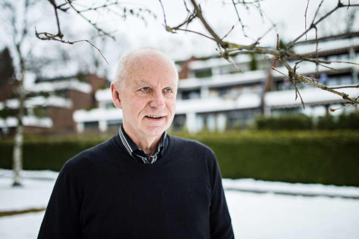 Oddbjørn Leirvik, studiedekan ved teologisk fakultet syns det er helt naturlig med imam-studier ved UiO