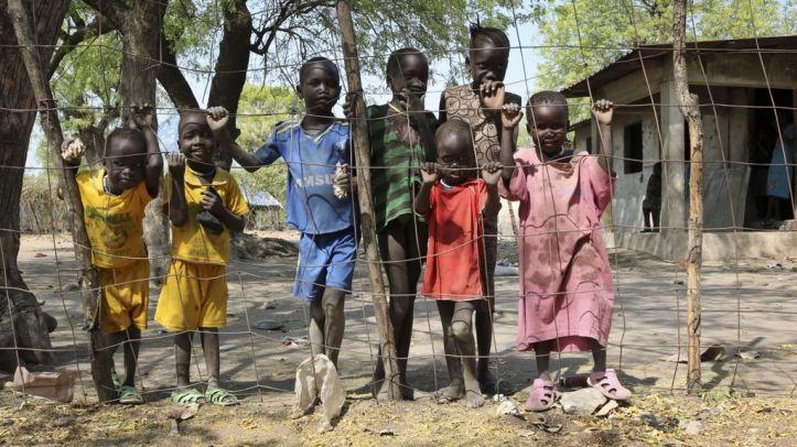 Sudan barn selges for kveg