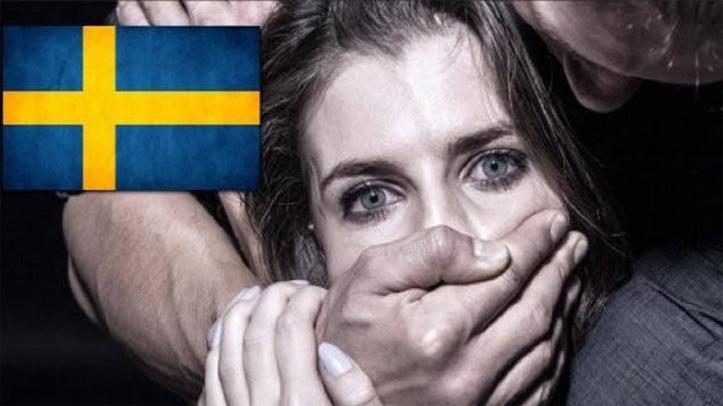 Sverige - multikulturalisme, masseinnvandring, voldtekt, terror