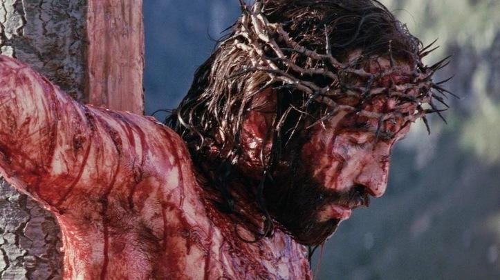 korsfestelse-Jesus dør på korset