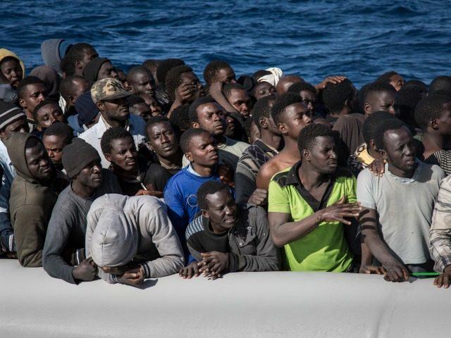Afrika innvandring Europa