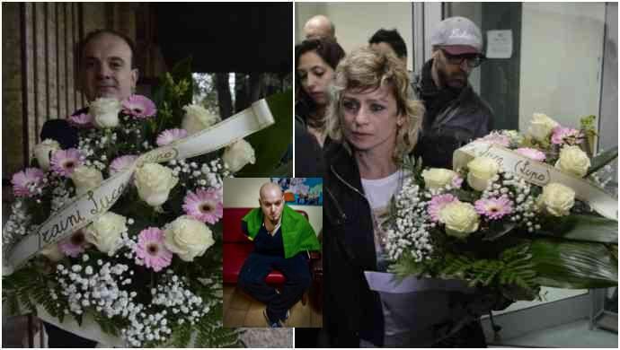 Luca Traini blomster