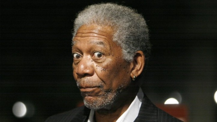 Morgan Freeman metoo