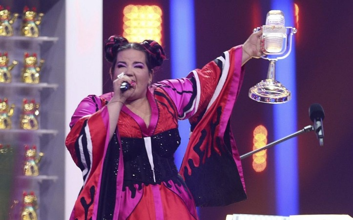 Netta Barzilai Israel Melodi Grand Prix, Eurovision Song Contest