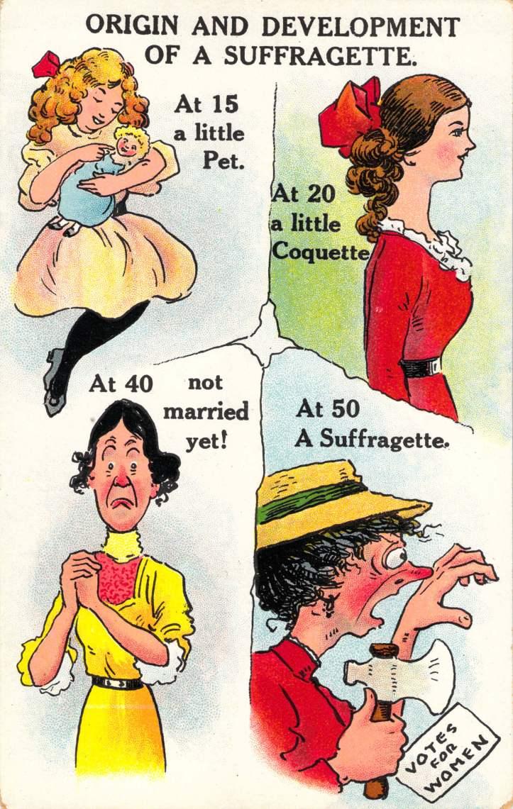 origin-and-development-of-a-suffragette