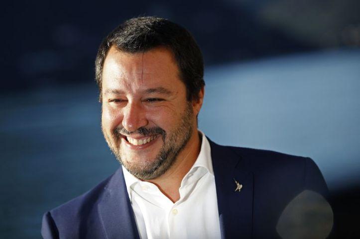 Matteo Salvini Italia