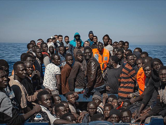 afrikanske innvandrere