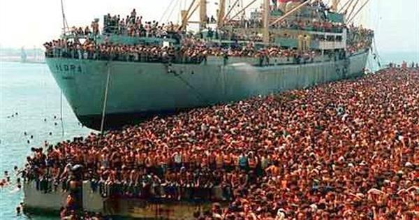 refugee invasion