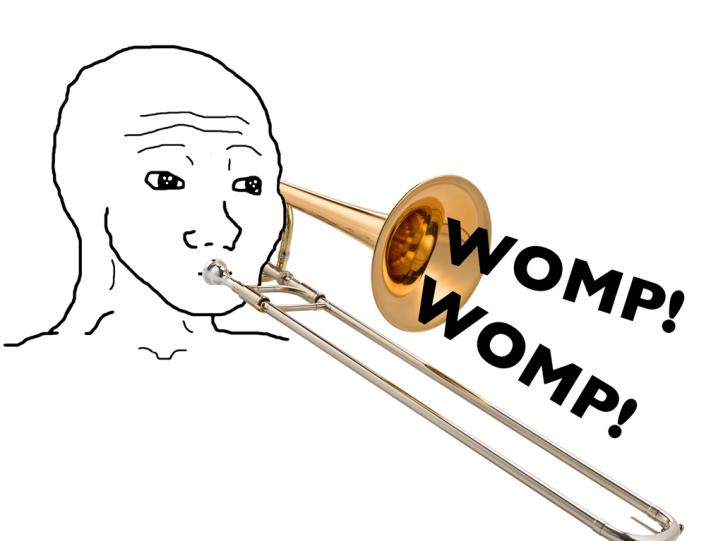 womp womp trombone