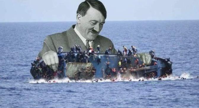hitler refugees