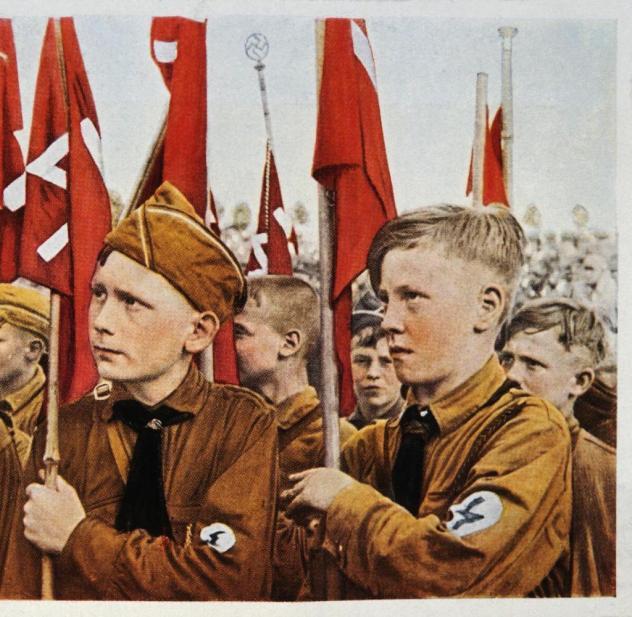 Hitlerjugend Tyskland
