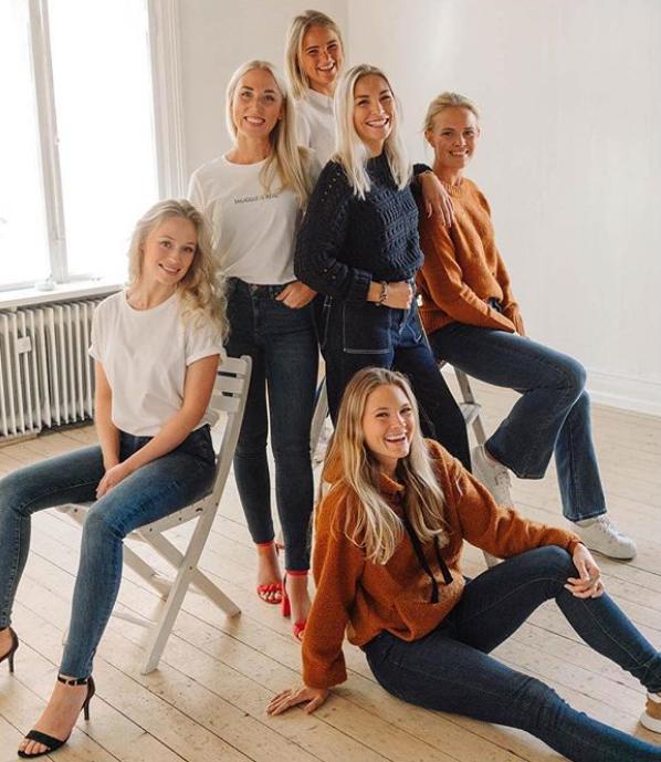 Norske kvinner reklame Cubus