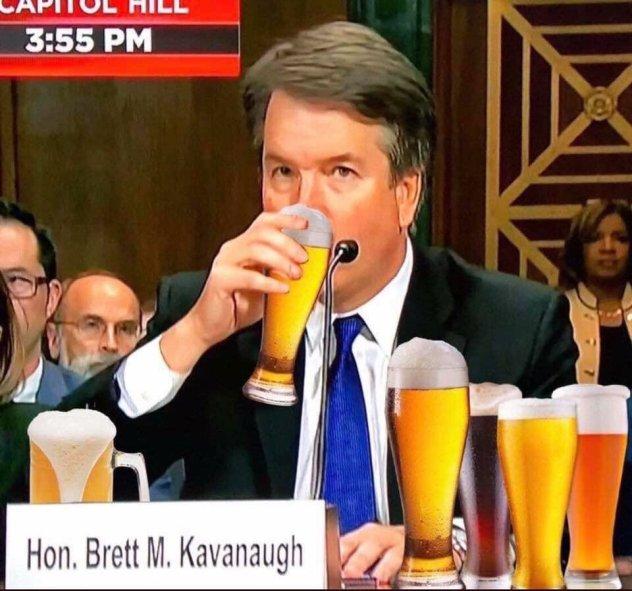 Brett Kavanaugh øl