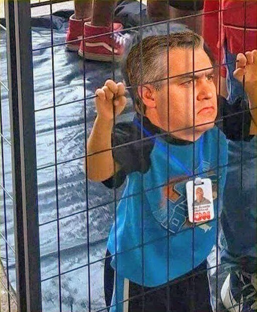 acosta trapped