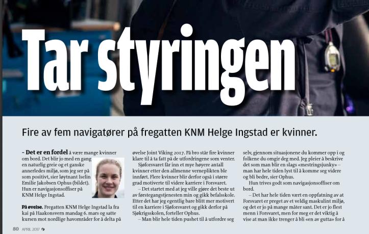 Kvinner Helge Ingstad 2