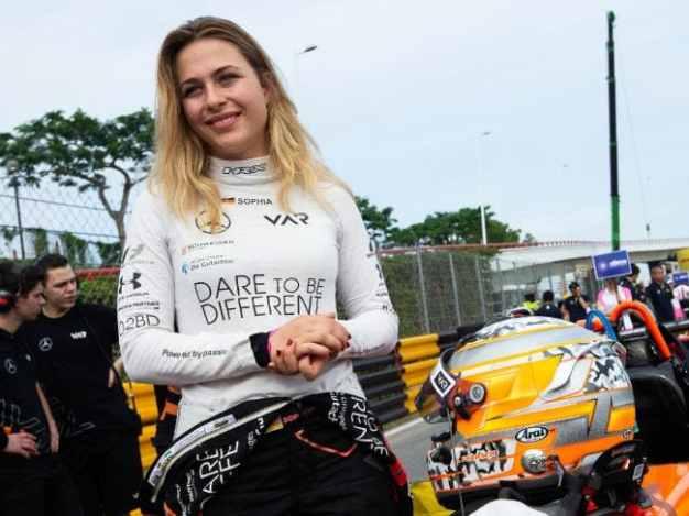 Sophia Floersch F1