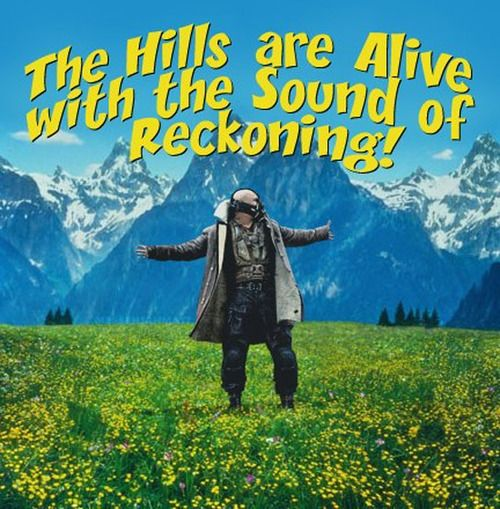 Bane - The hills are alive with the sound of reckoning