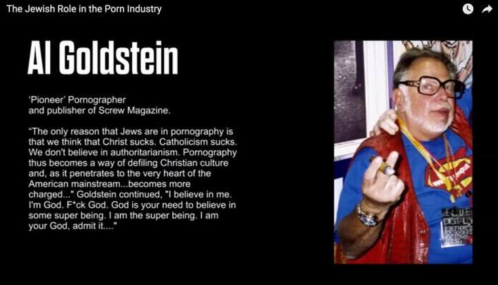 Al Goldstein porno