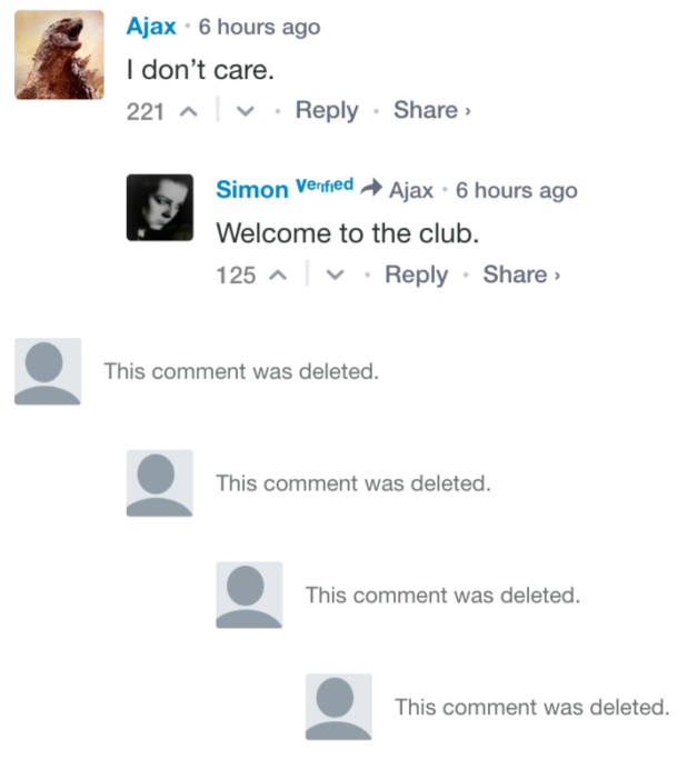 breitbart comment section