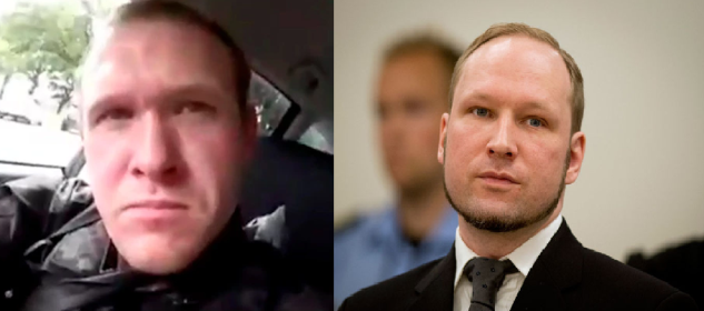 Breivik and Tarrant
