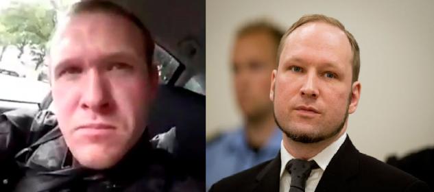 Breivik and Tarrant