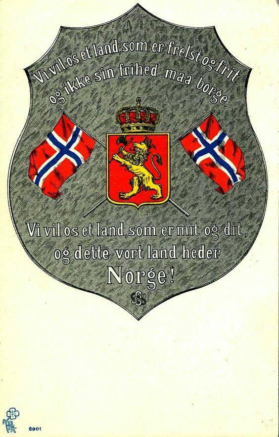 Norge dikt