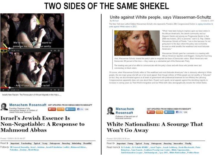 Menachem hypocrite