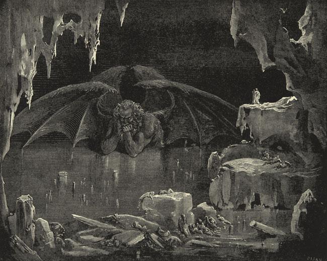 ninth circle of hell