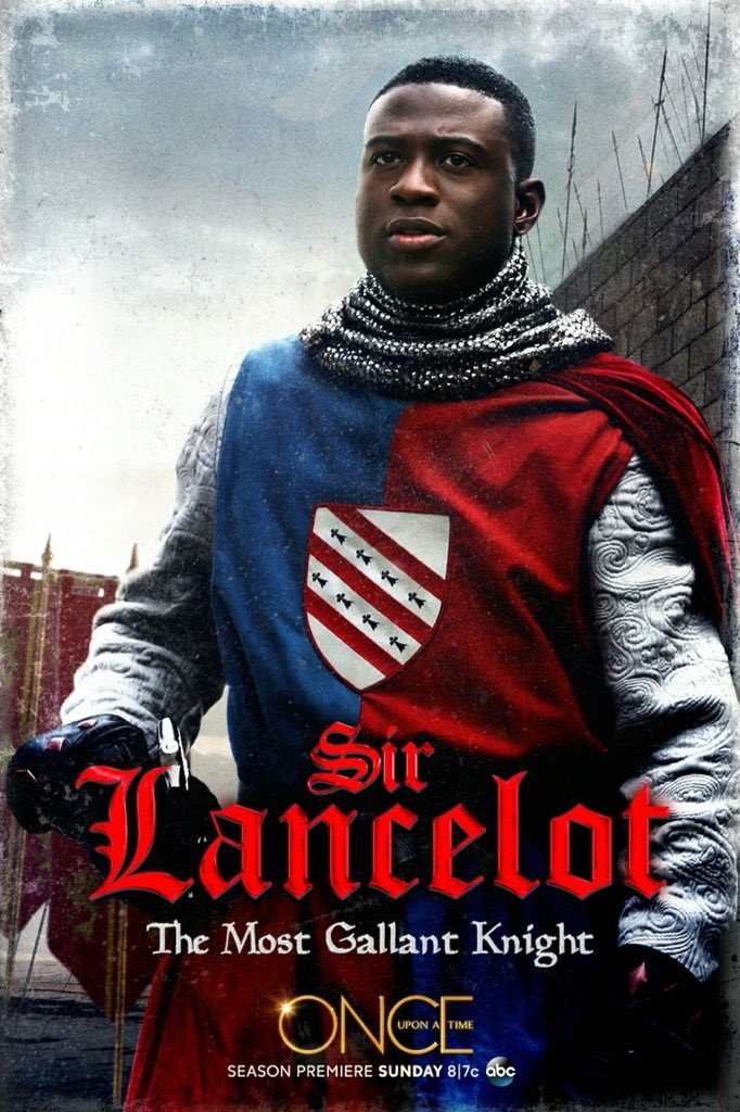 black lancelot