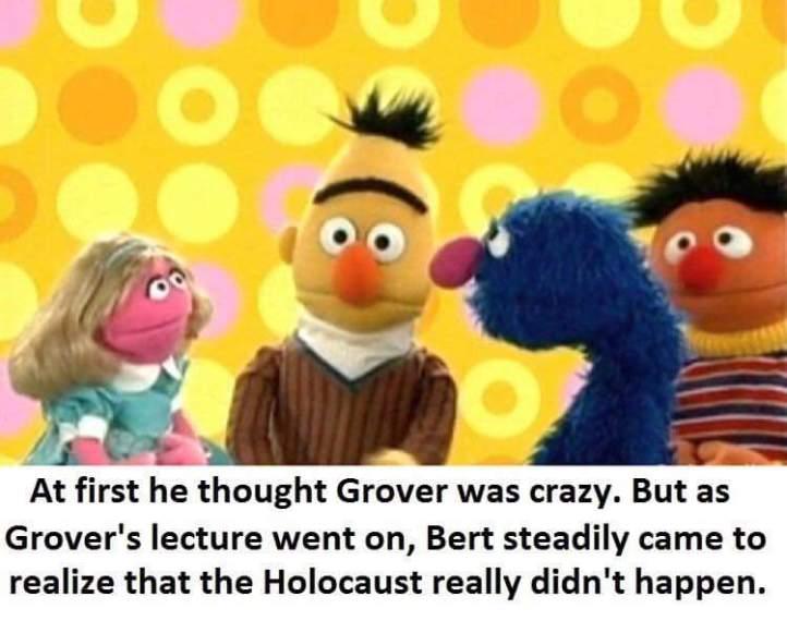 Holocaust Bernt