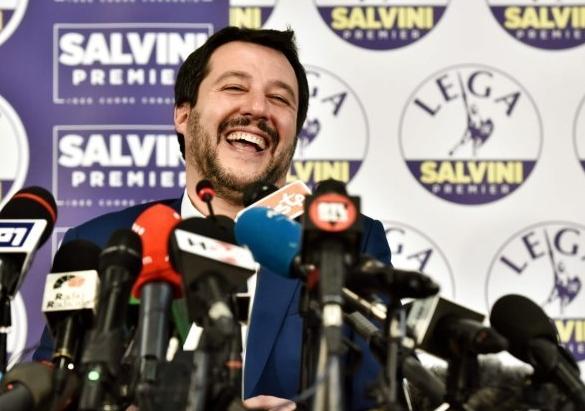 Salvini ler