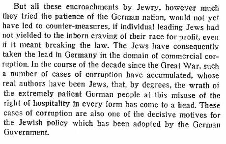 Weimar, dråpen som fikk begeret til å flyte over