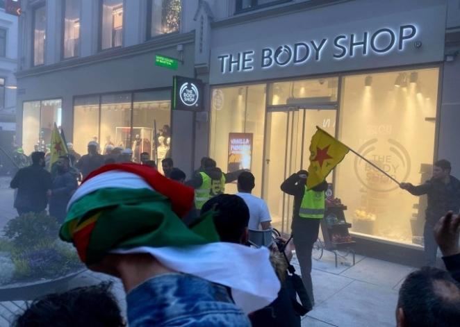 kurdere og tyrkere Oslo
