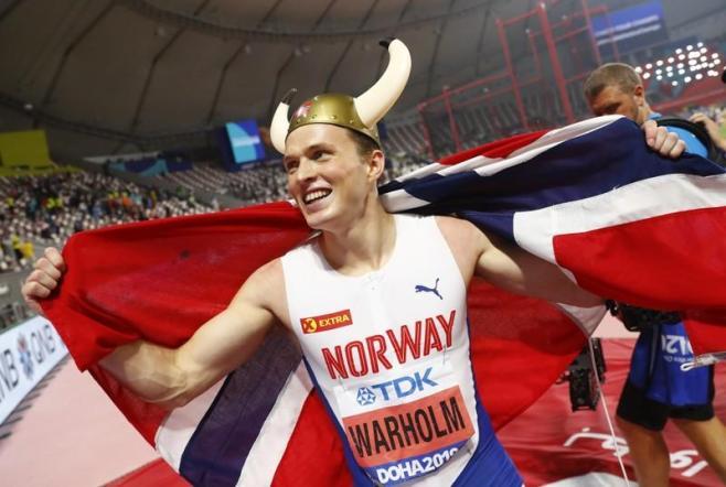 Warholm viking