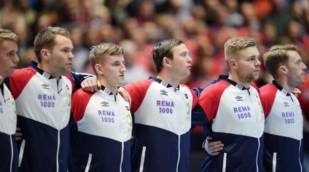Norske landslaget for hvitt sier NRK