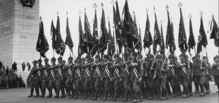 Nasjonalsosialisme marsj