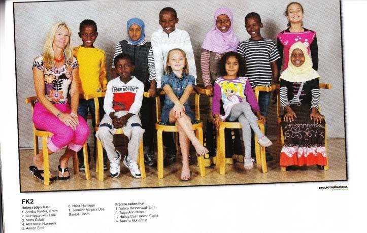 Sverige klassebilde